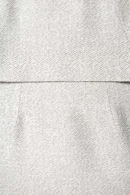 Northcote_Dress_Winter_White_Tweed_DETAIL