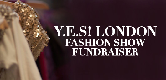 Fantastic Evening at the Y.E.S London Fashion Show Fundraiser