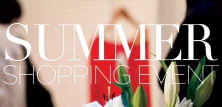 Summer Shopping Event at The Fold Showroom