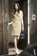 Jermyn Dress Olive - Lookbook