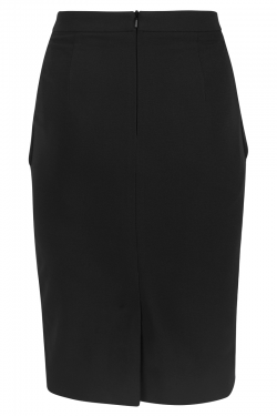 Maddox Skirt Black - Back