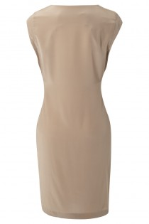 Swanston Dress Sand - Back