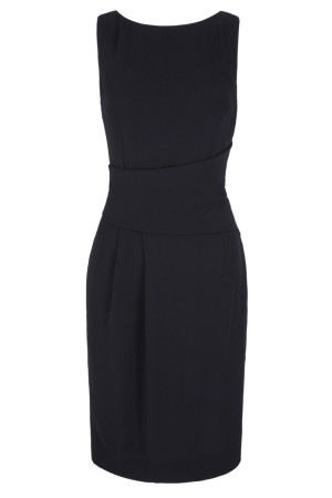 Draycott Dress Navy