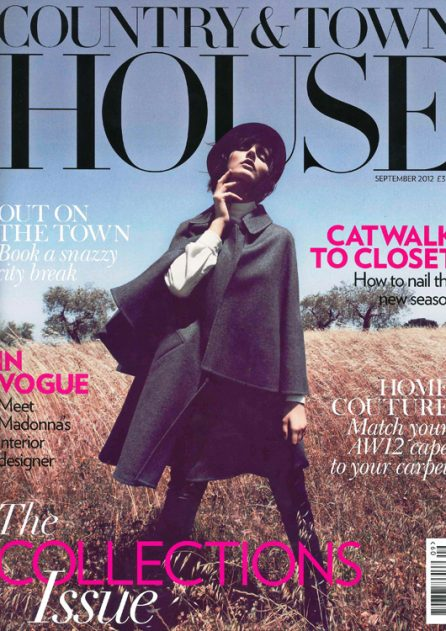 Country & Townhouse Cover 08.08.12