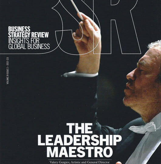 Business Strategy Review Magazine