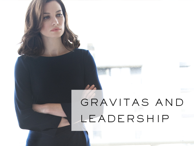 Gravitas and Leadership