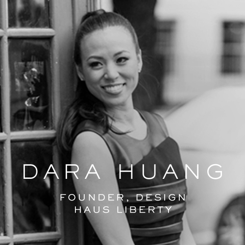 The Fold Woman: Dara Huang