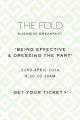 The Fold Business Breakfast