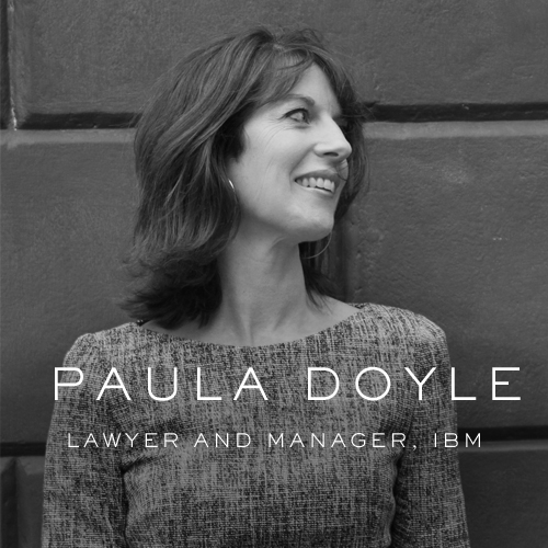 The Fold Woman: Paula Doyle