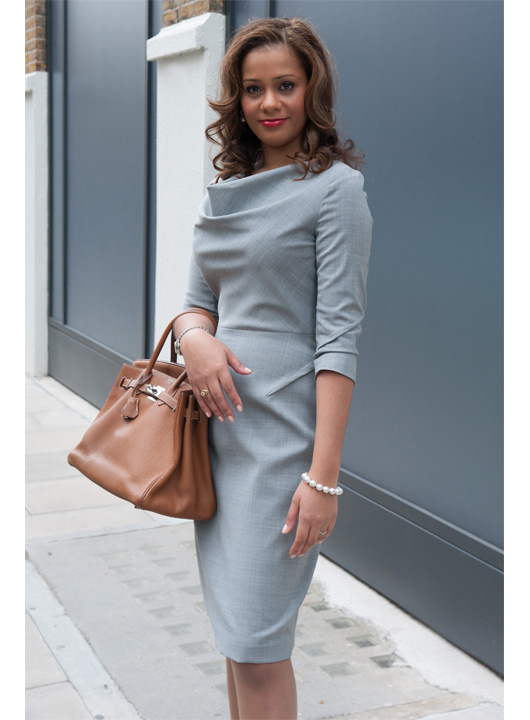 Miranda-Brawn_Cavendish-Dress-Grey