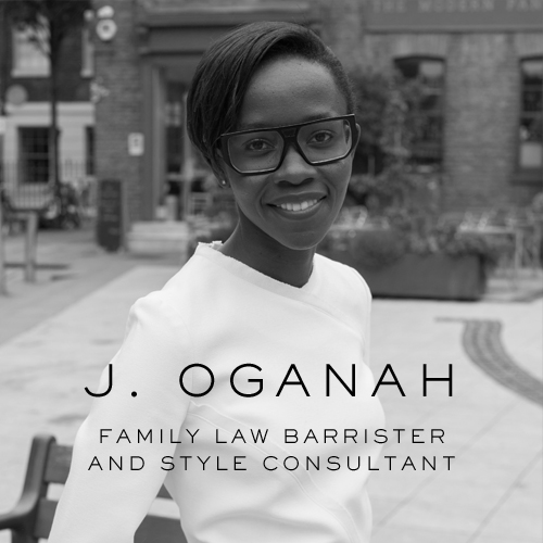 The Fold Woman: Janet Oganah