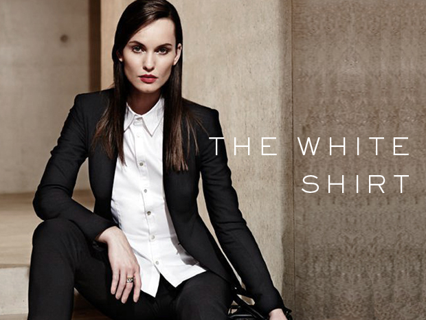 HOW TO STYLE IT: THE CLASSIC WHITE SHIRT