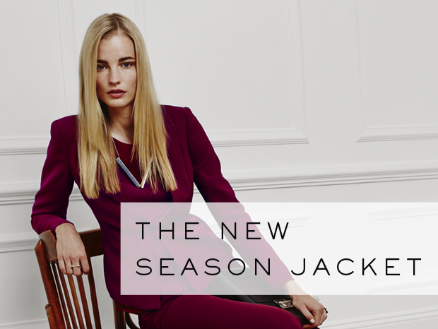 How to style it: the new season jackets
