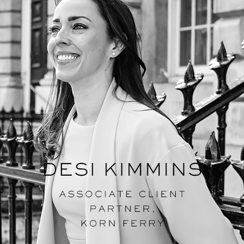 The Fold Woman: Desi Kimmins