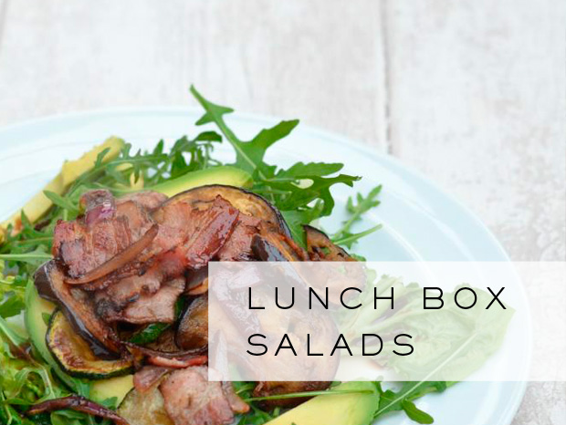 Spring Lunch Box Salad Recipes