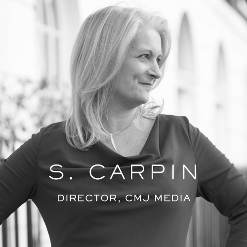 The Fold Woman: Sarah Carpin