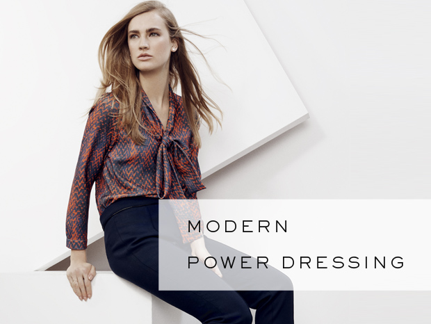 3 Modern Power Dressing Outfits