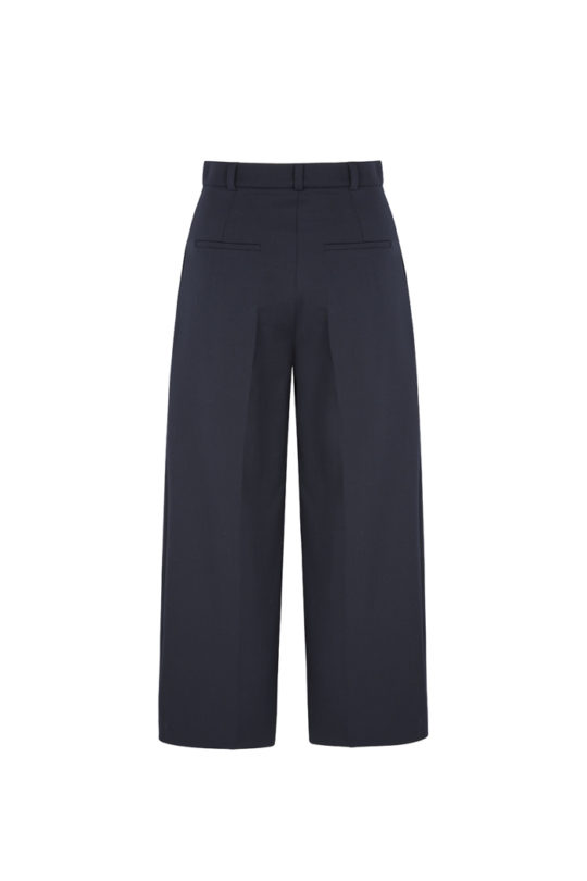 EC1 Tailored Culottes _BACK