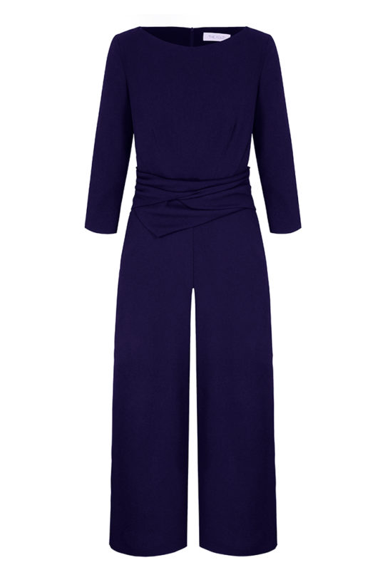 Lugano Jumpsuit dark blue