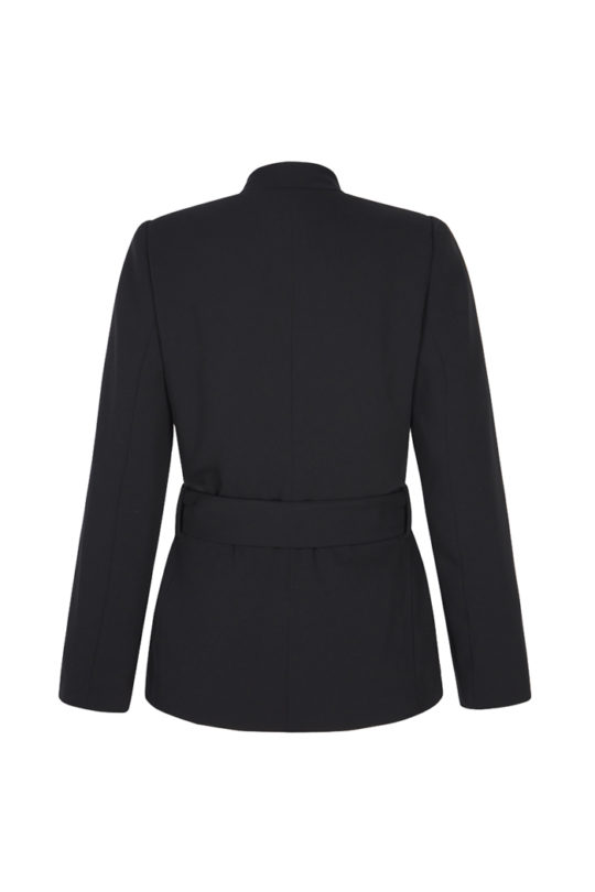 Le Marais Wrap Jacket _BACK