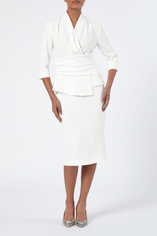 THE_FOLD_PENCIL_SKIRT_BELLEVILLE_TOP_IVORY_CREPE_DB107_1_v2