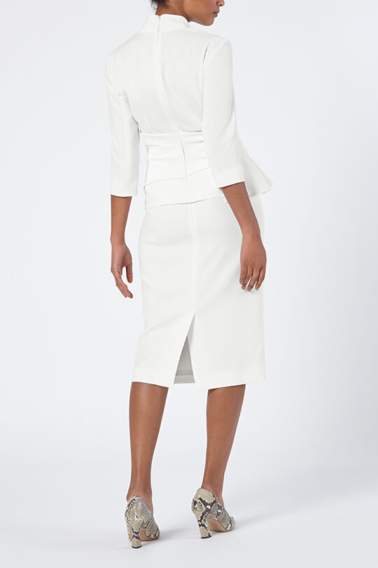 THE_FOLD_PENCIL_SKIRT_BELLEVILLE_TOP_IVORY_CREPE_DB107_4_v2
