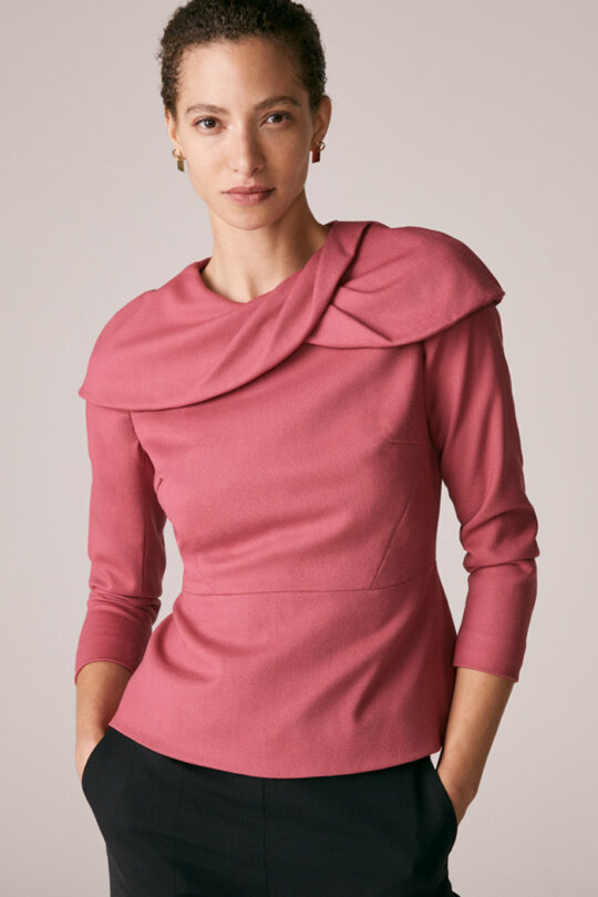 TheFold_Annesley_Top_Pink_Wool_Crepe_DB128_1_v2