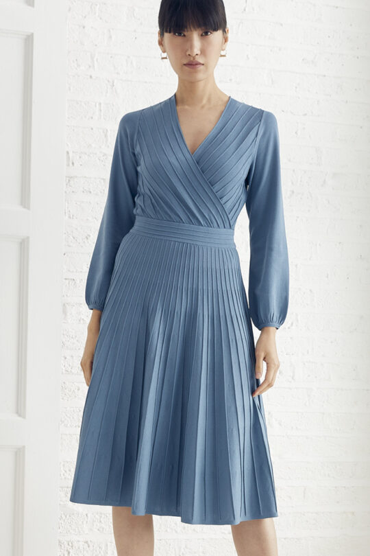 TheFold_Belluno_Knitted_Dress_Lake_Blue_DD247_3_v2