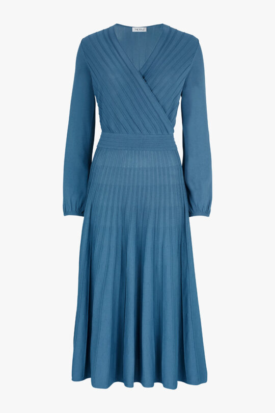 TheFold_Belluno_Lake_Blue_Knit_Rib_Dress_DD247_1_v4