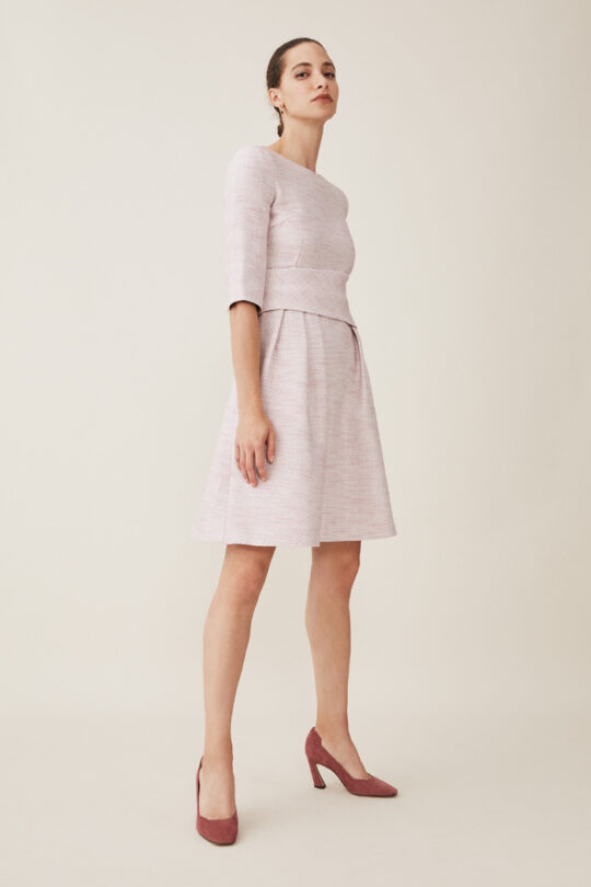 TheFold_CAMELOT_DRESS_BLUSH_PINK_TWEED_D080007_2_2