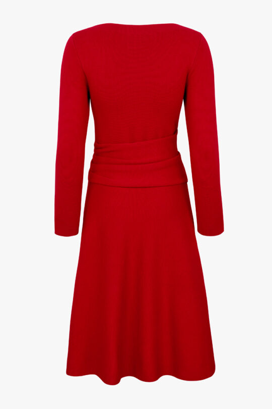 TheFold_Knitted_Camelot_Dress_Red_DD241_2_v4