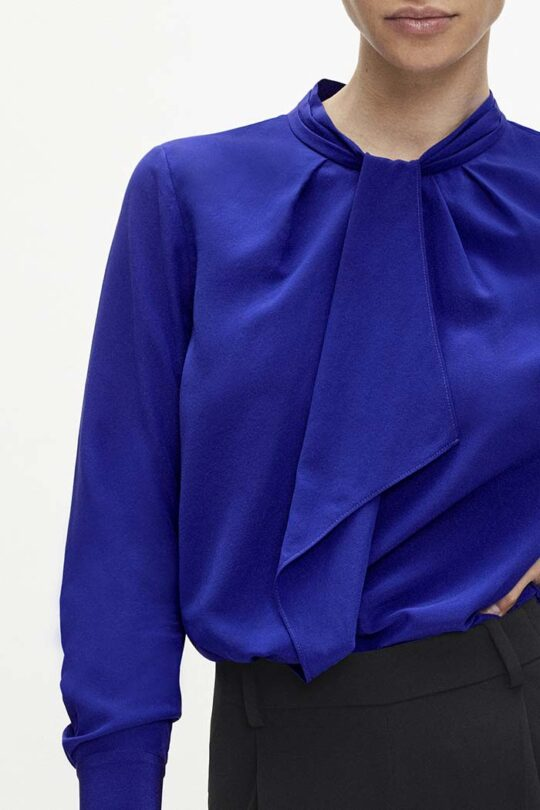TheFold_SAUNDERS_BRIGHT_BLUE_SILK_BLOUSE_DB110_2_v2