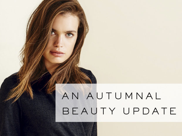 An Autumnal beauty update: