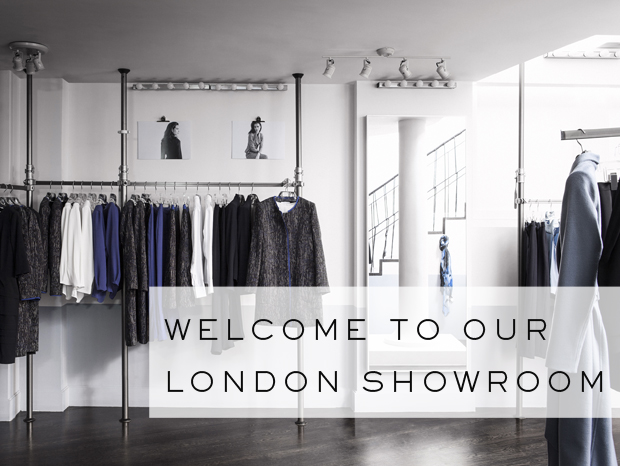 Welcome to Our London Showroom
