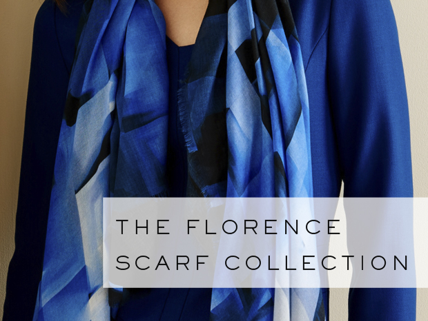 Behind The Scenes: The Florence Scarf Collection