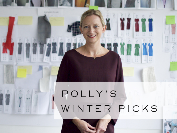 polly's picks header