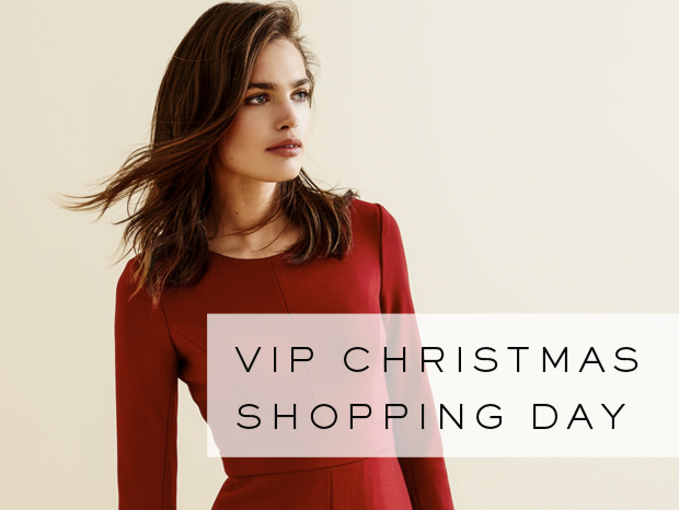 VIP Christmas Shopping Event December 2015