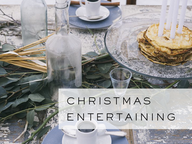 CHRISTMAS ENTERTAINING
