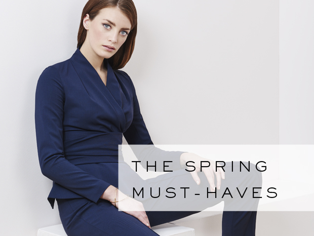 THE SPRING MUST-HAVES