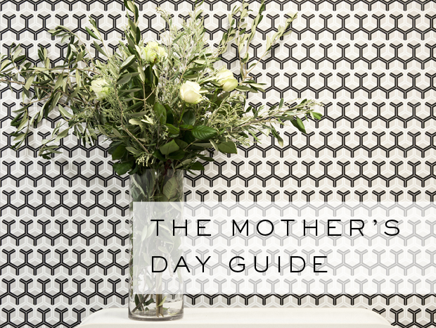 THE MOTHER'S DAY GUIDE