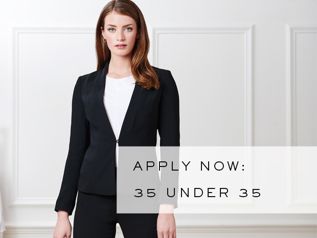 Your Chance To Apply: Management Today's 35 Women Under 35
