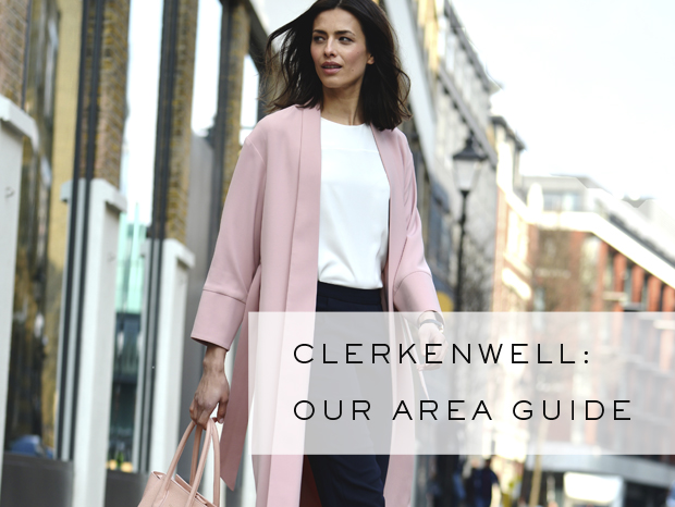 Our Clerkenwell Area Guide