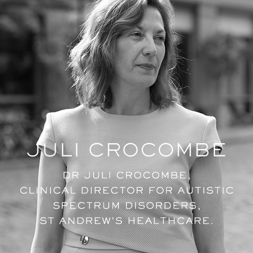 The Fold Woman: Juli Crocombe