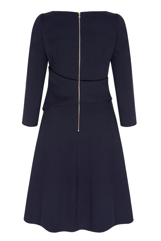 Camelot_Dress_Navy_BACK
