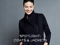 Spotlight: Coats & Jackets