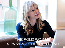 The Fold Woman: 2016 Highlights & New Year Resolutions
