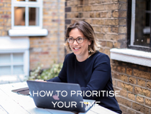 The Fold Woman: Prioritising Your Time