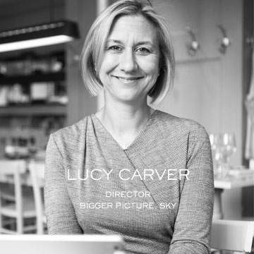 The Fold Woman: Lucy Carver