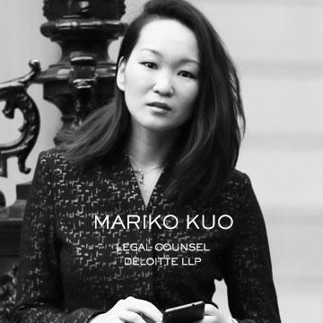 The Fold Woman: Mariko Kuo