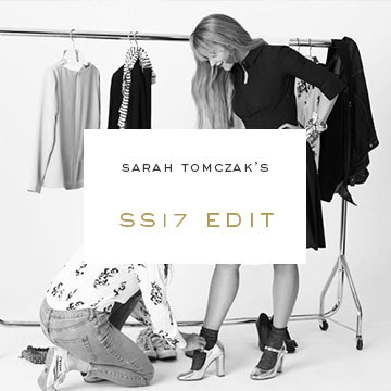 The Fashion Editor's Picks: Sarah Tomczak